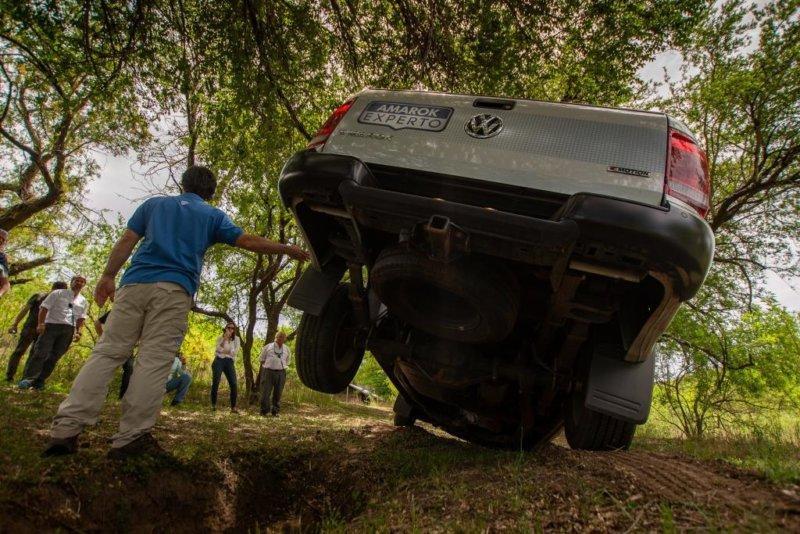 """""""Amarok Experto"""", el programa de Volkswagen Argentina que recorre el país"""