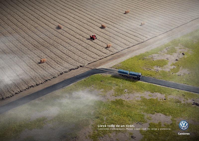 Los Camiones VW premiados por El Ojo de Iberoamérica