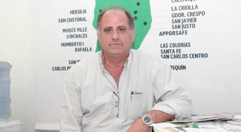 """Las 30"" a Jorge Chemes- Presidente de CRA"