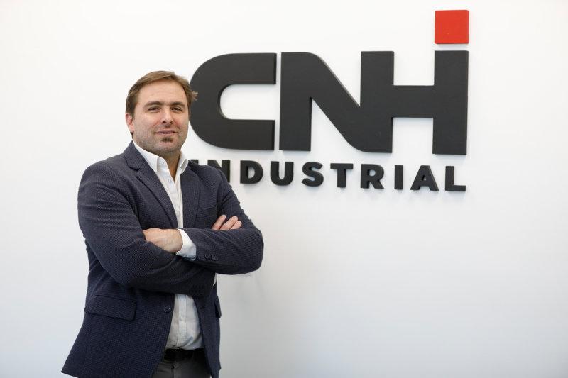 Justo Herrou, Gerente de Comunicación y eventos de CNH Industrial