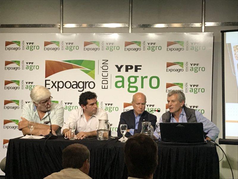 """Miguel Cané, presidente de ARGENTRIGO: """"Hay que pelear unidos para sacar el país adelante"""""""