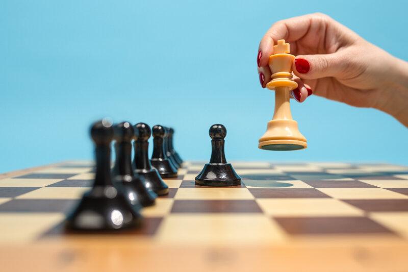 ¿Es el liderazgo una cualidad exclusivamente masculina?