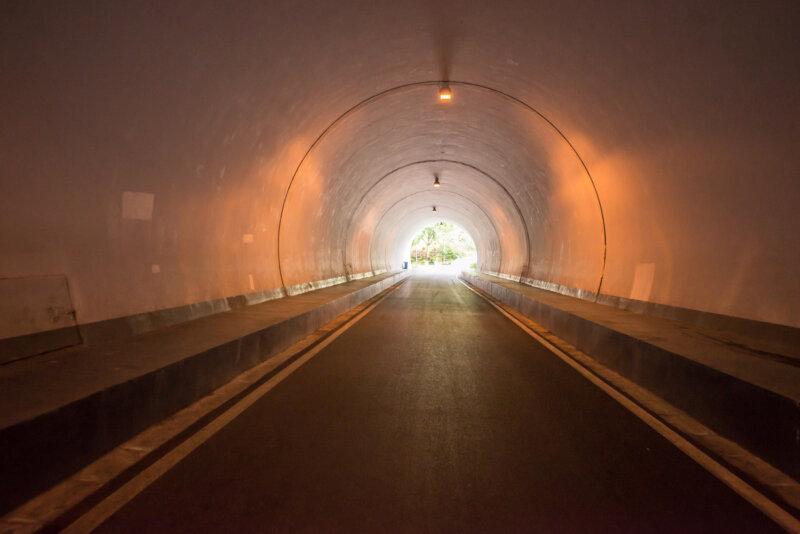 No hay luz al final del túnel