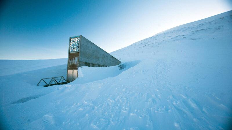 El Banco Mundial de Semillas de Svalbard