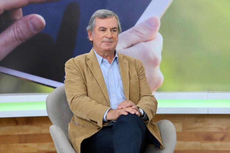 IGNACIO ROSASCO, gerente general de Stine Semillas para Latinoamérica