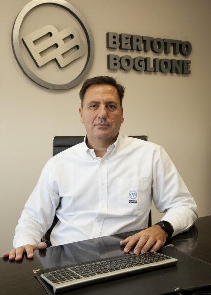 Eduardo Borri, Presidente de Bertotto Boglione S.A. y Metalfor S.A.