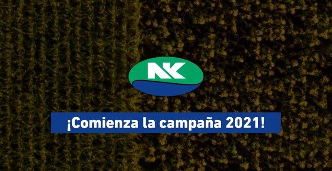 NK lanzó su campaña 2021