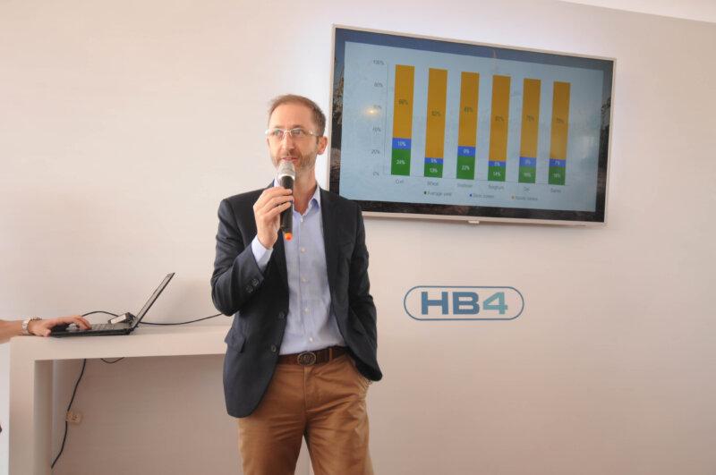"""Federico Trucco:  """"Buscamos aumentar la productividad a campo de manera regenerativa"""""""