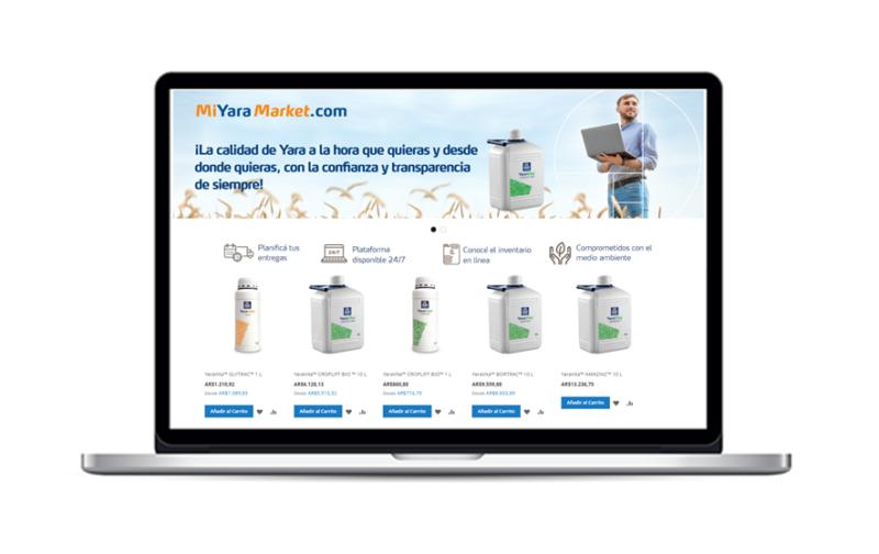 MiYaraMarket.com, un innovador e-commerce de soluciones de nutrición